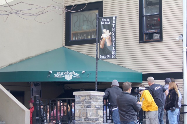 Patrons Come Out for Rathskeller's Last Call as New Tenants Reveal Plans