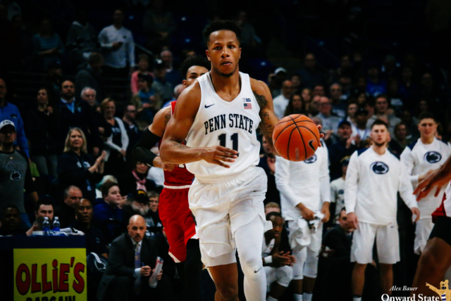 Penn State Basketball: Nittany Lions Beat Maryland 74-70
