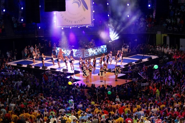 Penn State's THON raises $10.2 million for pediatric cancer research