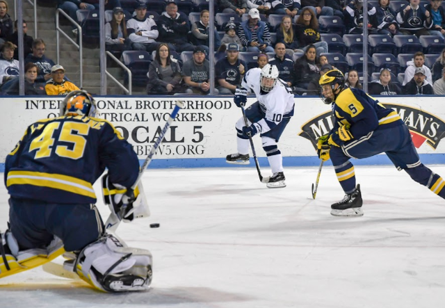 Penn State defeated in close game to Purdue - Recap, Box score
