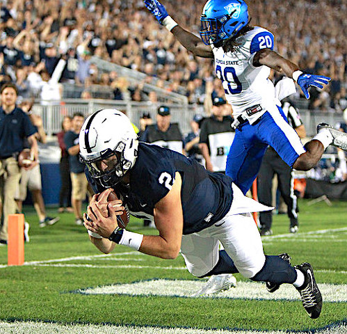 Is Penn State's Non-Conference Football Schedule Good Enough?
