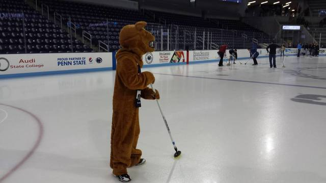 The Quest for Curling in State College