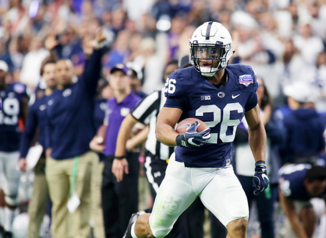 Saquon Barkley outperforms multiple National Football League stars in a scintillating combine workout