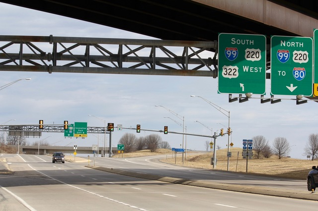 State Funds to Help Improve Safety at Intersection of Park Avenue and I-99