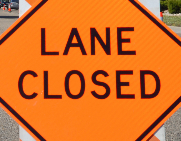 Lane Closures Scheduled for South Atherton Street
