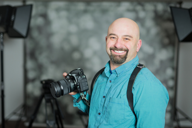Photographer Bringing His Business into Focus as SpringBoard Incubator's Newest Tenant