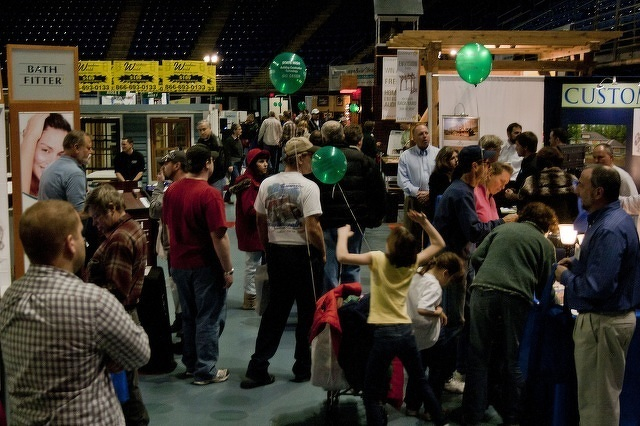 Exhibitors, Demonstrations Highlight Annual Central PA Home and Garden Show