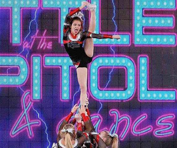 Competition Season Heats Up for Local Cheerleading Gyms