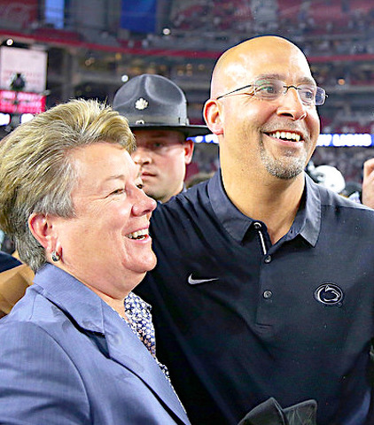 Penn State Athletics: Salaries, Scholarships Grab Lion's Share of Budget Increases