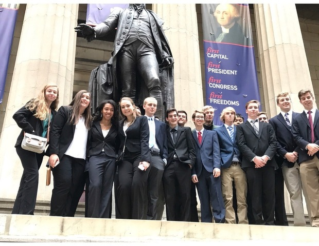 State High Students Gain Real World Investment Experience