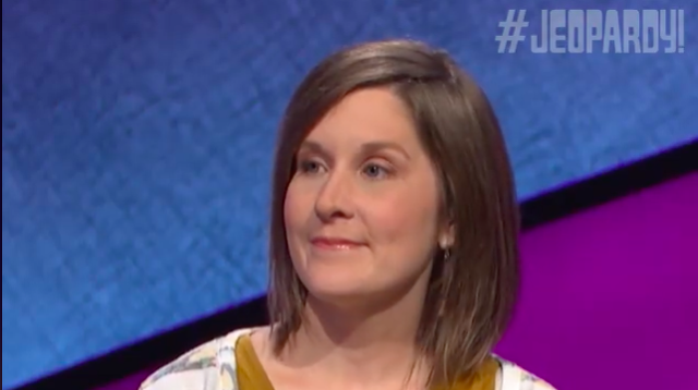 A State College Woman Was on Wednesday Night's 'Jeopardy.' Here's How She Did