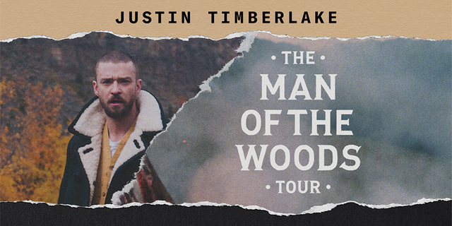 Justin Timberlake Coming to Bryce Jordan Center