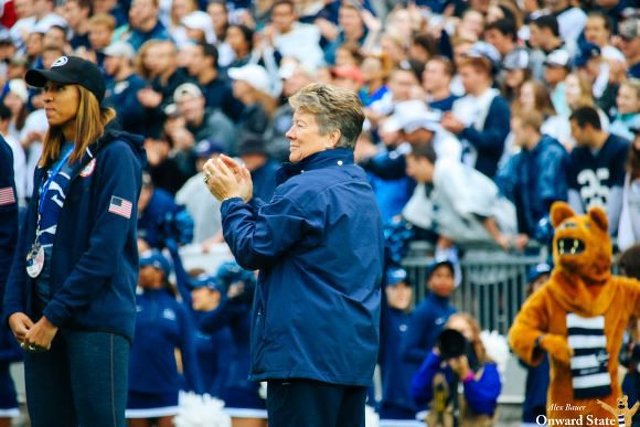 Forbes Names Sandy Barbour Among Most Powerful Women in U.S. Sports