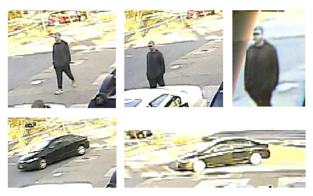 Police Investigating Vehicle Theft