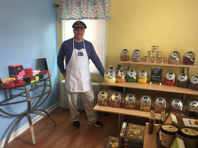 New Candy Store Opens in Bellefonte
