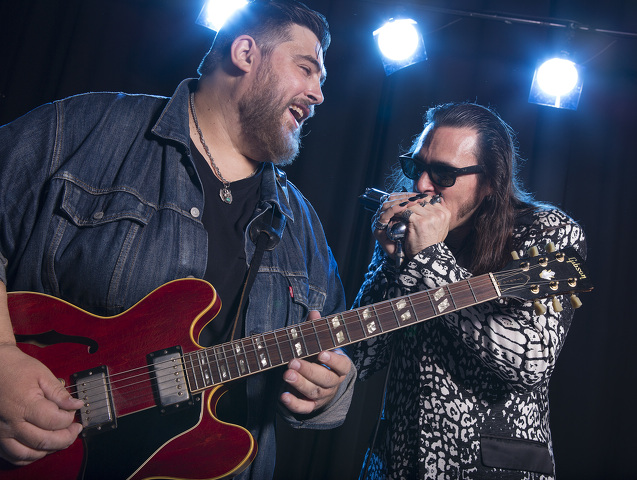 Nick Moss Band Brings Chicago Blues to Webster's