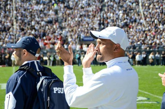 Keegan-Michael Key to Guest Coach at Blue-White Game