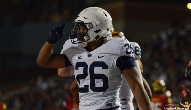 Saquon Barkley Jerseys Break NFL Draft Sales Record