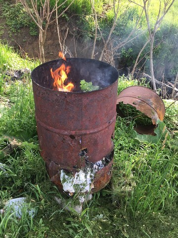 Study Finds Burning Trash Leaves Toxins in Soil