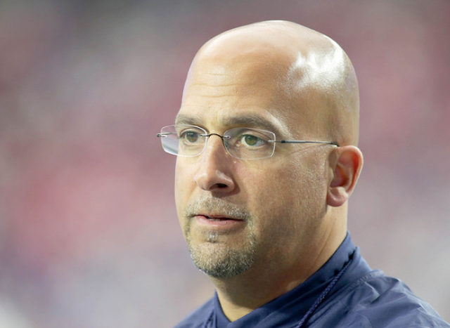 Summer Reading List: Penn State Football's James Franklin