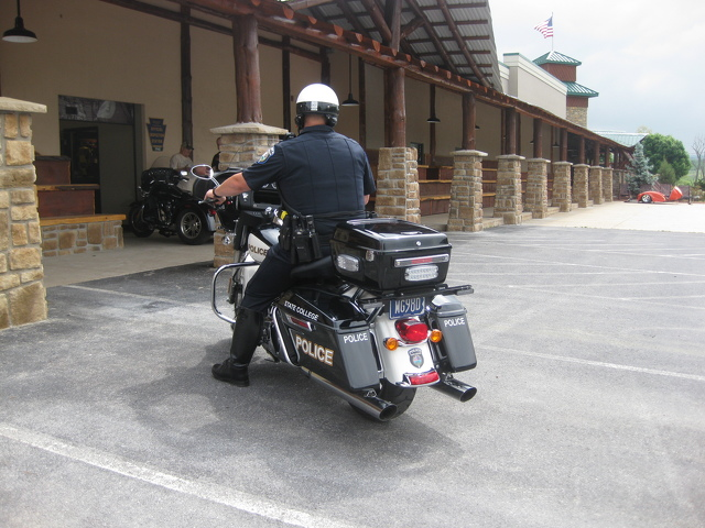 State College Police and PennDOT Team Up to Urge Motorcycle Safety