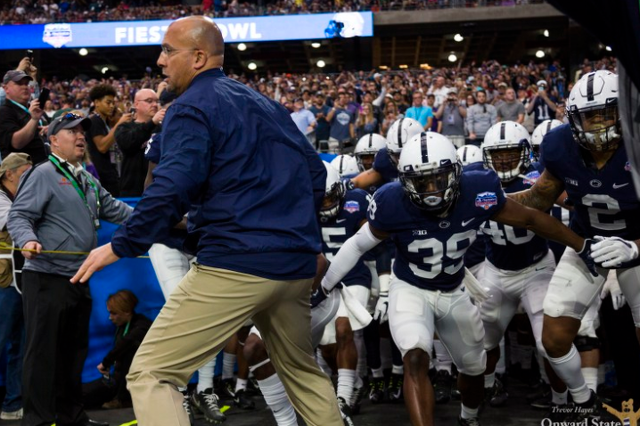 Penn State Football: Opener And Other Games Get Kick Times, Broadcast Details