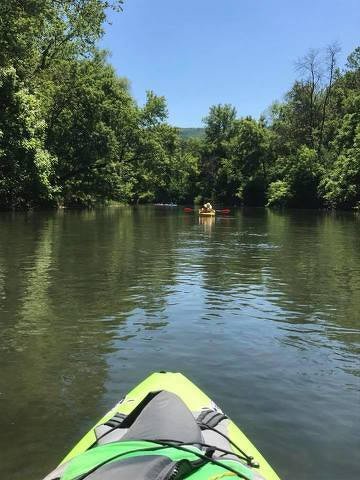 Area Offers Numerous Summer Paddling Options
