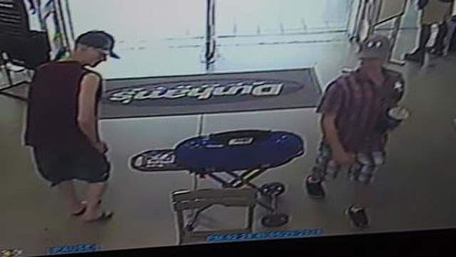 Suspects Sought in Theft from Nittany Mall Store