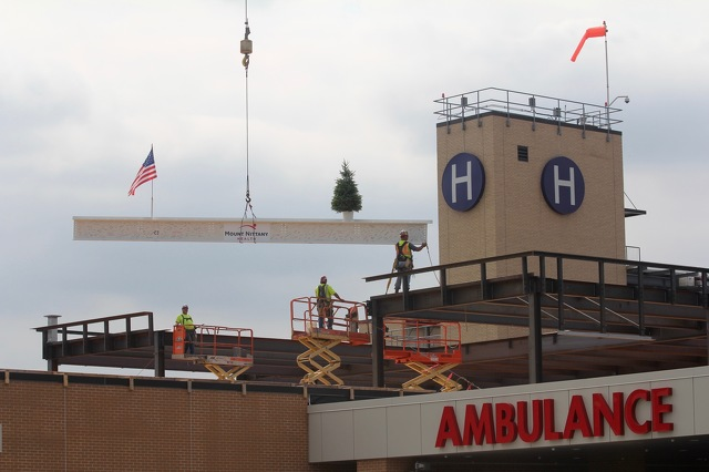 Mount Nittany Medical Center Begins Construction on New Cardiovascular Pavilion