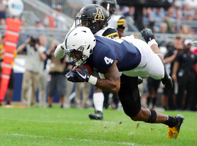 Penn State Football: Handing Out The Grades As Penn State Wins 45-38