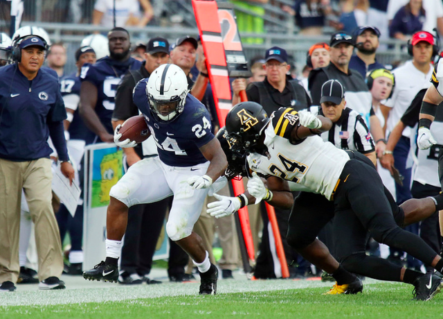 Penn State Football: 43 Carries Later, Nittany Lions Post Important Stat