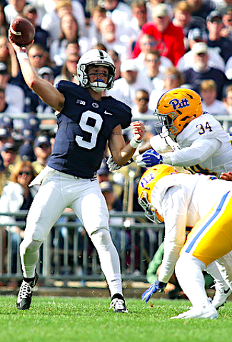 Penn State vs. Pitt Football: Just the (Rivalry) Facts