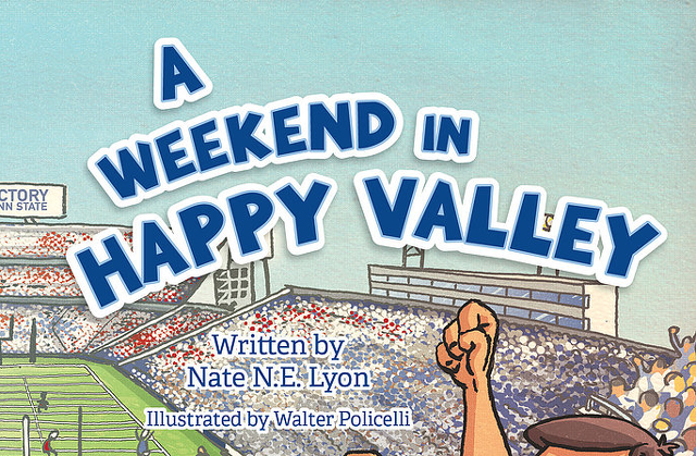 New Penn State Children's Book Captures Story of a Weekend in State College