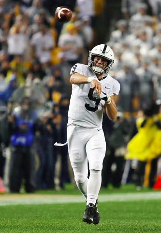 Penn State Football: McSorley Doing Just Fine As Offense Finds Its Groove