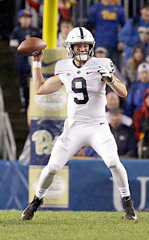 Trace McSorley is Zeroing in on Penn State Records for Quarterback Wins and Starts