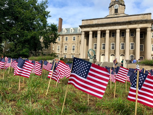 Local Community Members Gather to Honor Victims and Heroes on 17th Anniversary of 9/11
