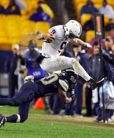 Penn State Football: Five Things To Watch As The Nittany Lions Face Kent State