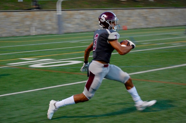 State College Overcomes Miscues to Down Chambersburg