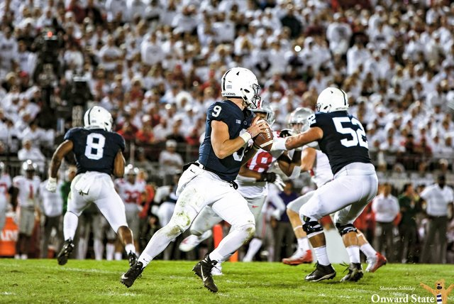 Penn State Drops a Heartbreaker to Ohio State, 27-26