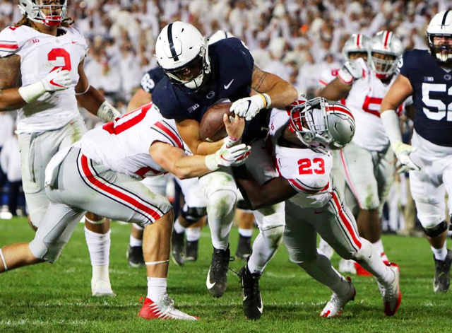 State College Pa Penn State Football Handing Out The Grades