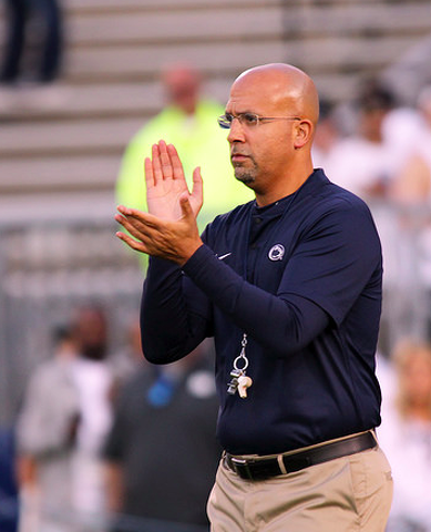 Penn State Football: Rahne Takes Blame For Fourth Down Call In AP Interview