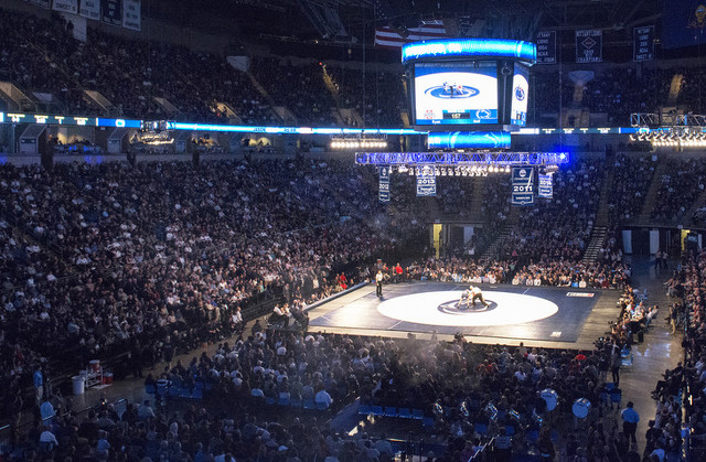 Penn State Wrestling: Date and Time Set for BJC Dual vs. Michigan