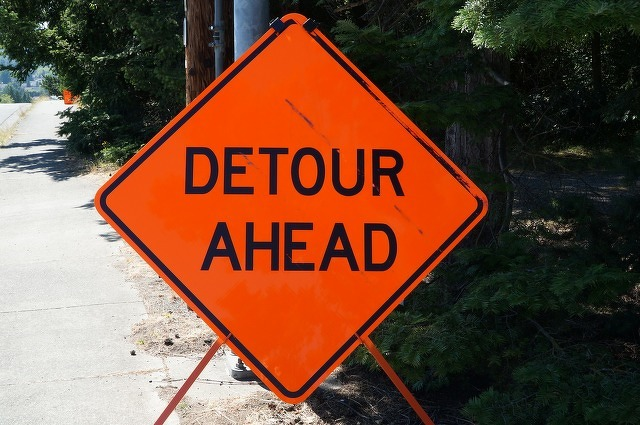 Route 322 Exit to Be Closed for Bridge Repairs