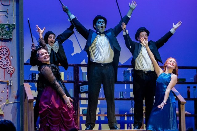 Penn State Thespians Present 'Young Frankenstein'
