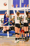 High school volleyball postseason begins