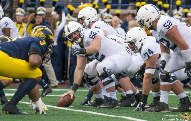 Kickoff Time Set for Penn State-Wisconsin Game