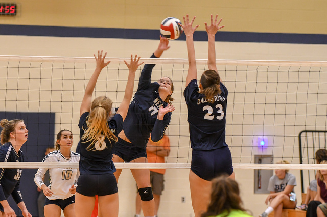 Championship Quest Continues for BEA Girls' Volleyball; State College Falls in Quarterfinals