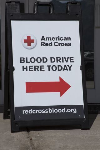 Red Cross in Urgent Need of Blood Donations