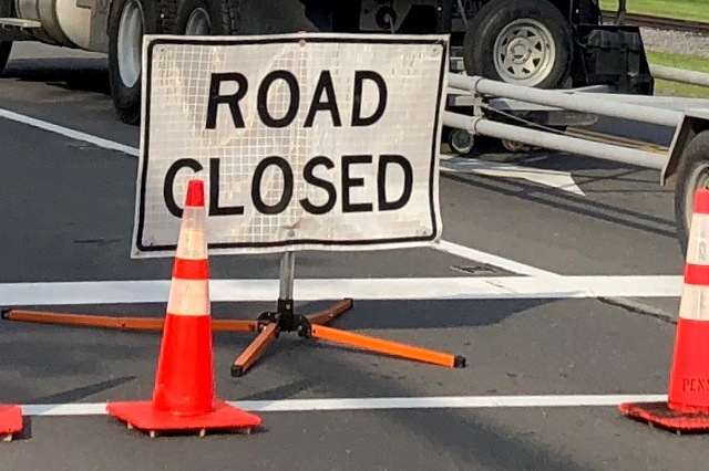 One-Day Closure Scheduled for Cherry Lane