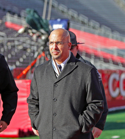James Franklin Has 'All the Plans in the World' to Stay at Penn State